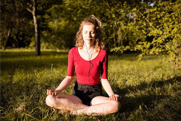 kurs online stres medytacja