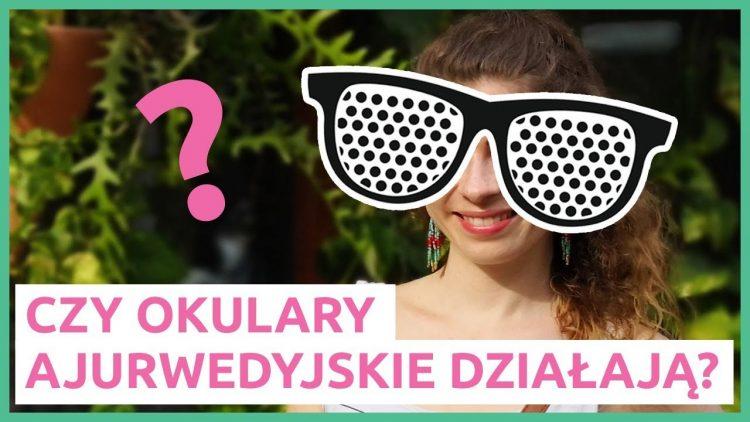 okulary z dziurkami