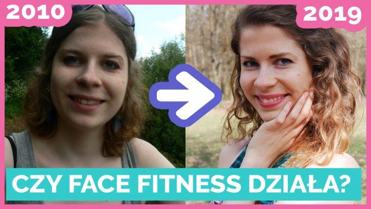 face fitness joga twarzy