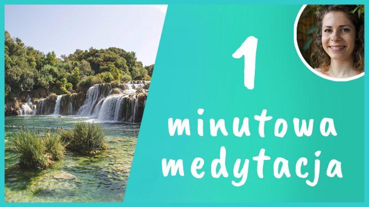 1 minutowa medytacja na stres