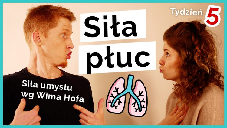 jak wzmocnić płuca metoda Wima Hofa